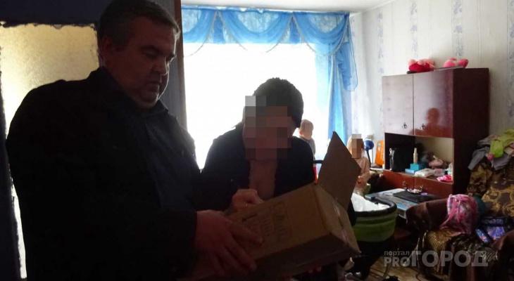 В Чебоксарах продолжают проверять неблагополучные семьи