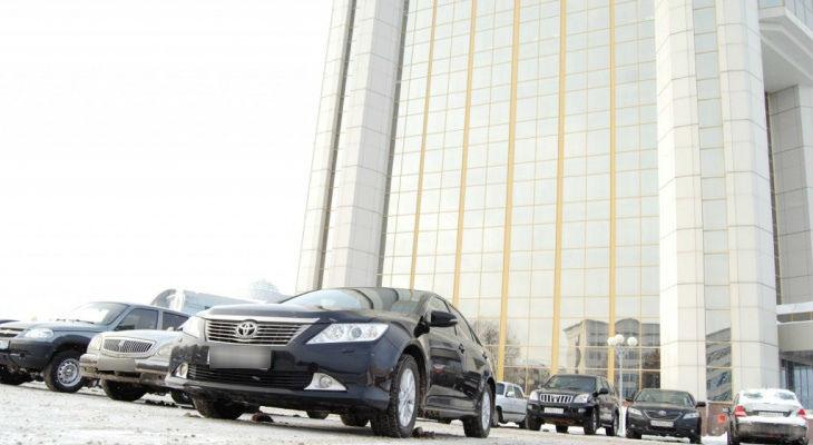 В Чувашии три казенных автомобиля ушли с молотка за 90 тысяч рублей