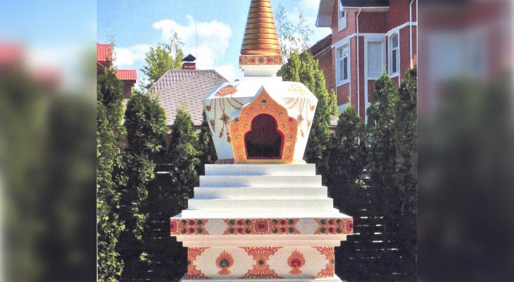 Жители Чебоксар решат, нужна ли в городе буддийская ступа