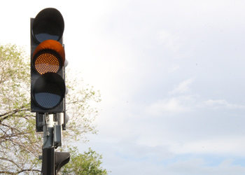 В Благовещенске устанавливают новые светофоры