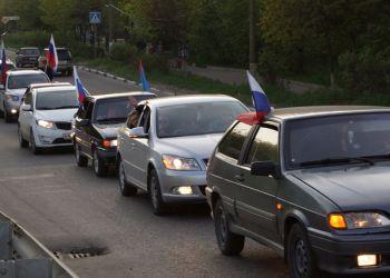 Жители Свободненского района провели театральный автопробег