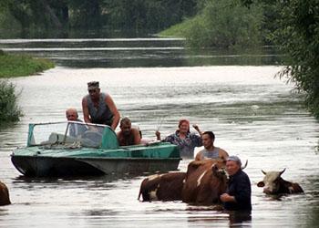 Власти Приамурья хотят сделать эвакуацию при ЧС обязательной
