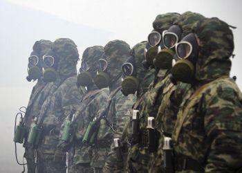 Военные закончили дезинфекцию подтопленных амурских сел