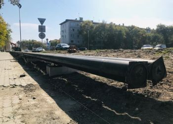 Новую канализационную сеть начали прокладывать в Белогорске