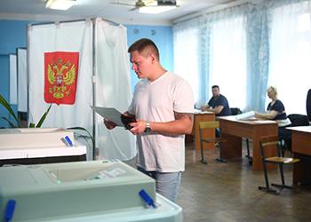 Почти 25 тысяч человек проголосовали на выборах в Благовещенске