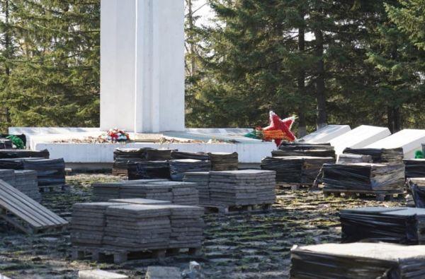 Мемориал Славы в Свободном ждет реконструкция