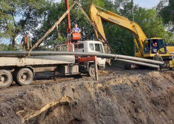 Питьевой водопровод меняют в Белогорске