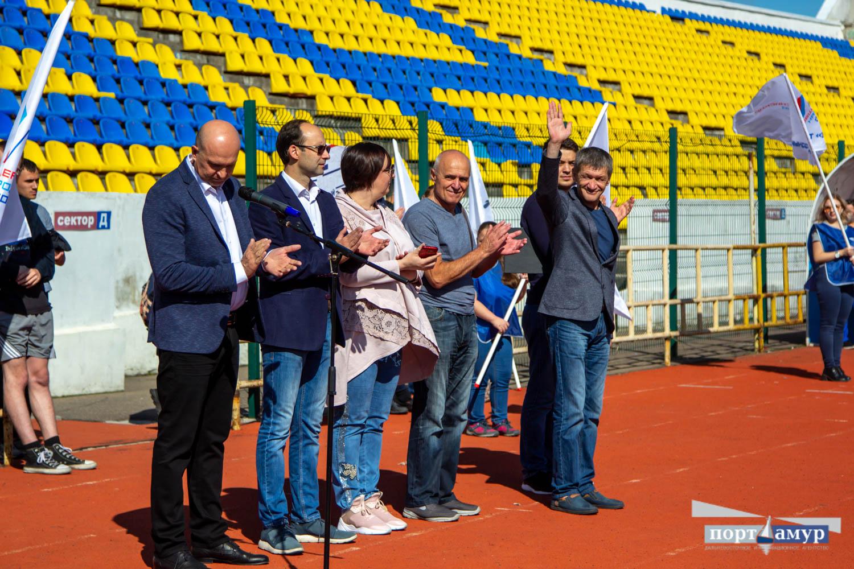 Амурские футболисты-любители устроили борьбу за поездку в Сочи