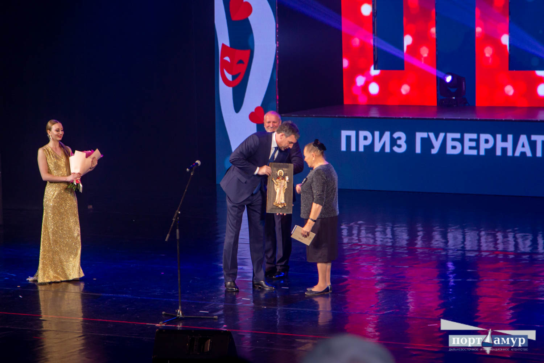 Мюзикл «Лабиринты сна» получил гран-при «Амурской осени»
