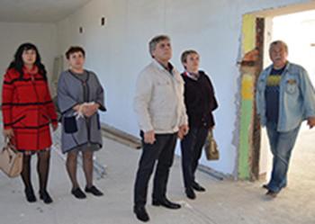 В начале ноября в Белогорске откроют здание школы №11