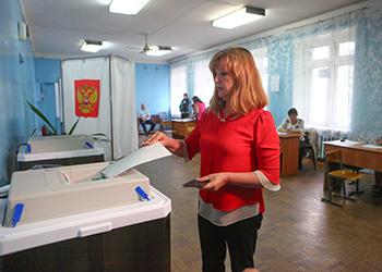 В Благовещенске выбирают депутатов городской Думы
