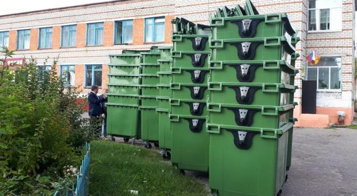 В Чувашии чиновники не везде нашли контейнерные площадки