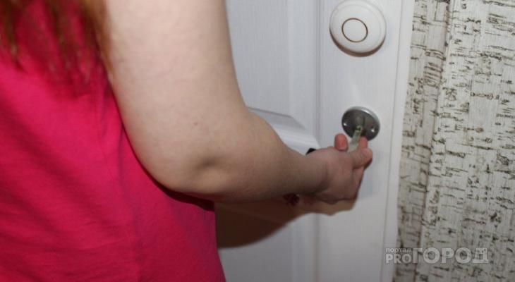 В Новочебоксарске мучитель с ножом запер в квартире знакомую