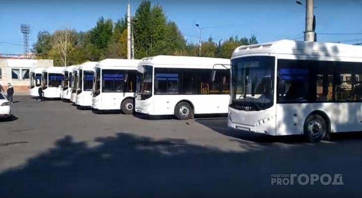 В октябре в Чебоксарах пройдет очередной этап транспортной реформы
