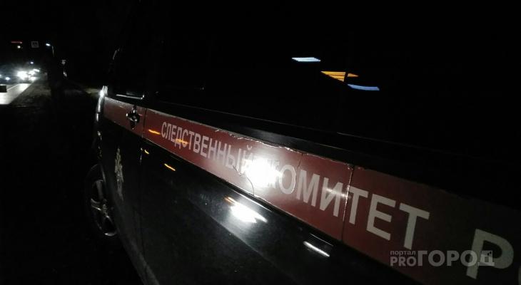 В Цивильском районе по горячим следам задержали убийцу нижегородского бизнесмена