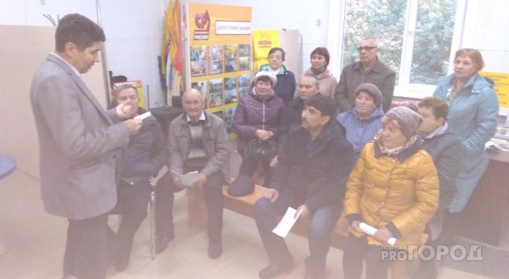 Жителей Цивильского района обеспокоил возможный приход китайцев на их земли
