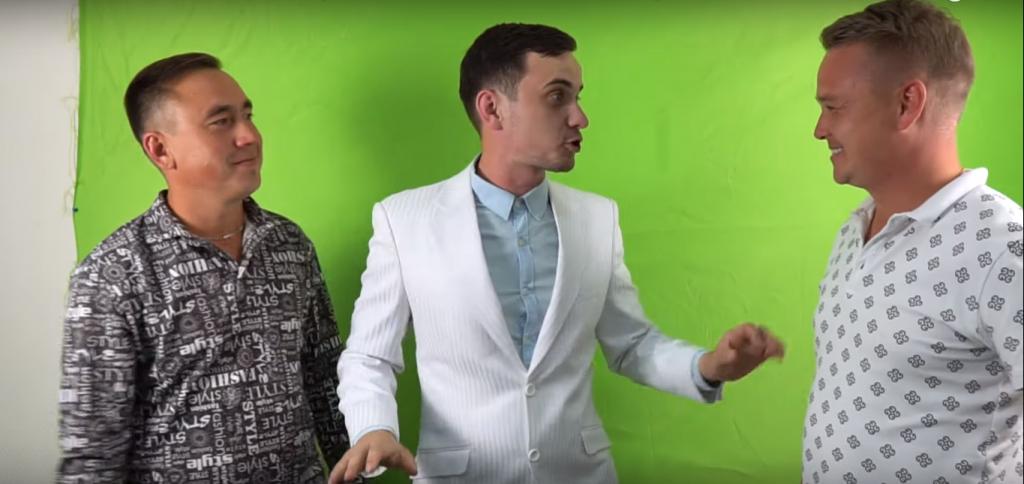 В Чебоксарах сняли клип о городе на песню Билана