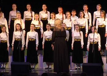 Благовещенский хор «Детство» отправится в Испанию