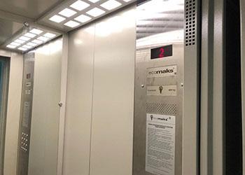 Фонд капремонта проверил качество ремонта лифтов в Тынде