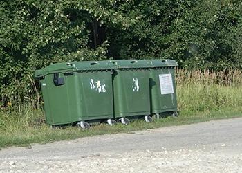 В микрорайоне Свободного появится 119 мусорных площадок