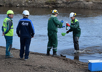 Пробы воды и воздуха в районе Амурского ГПЗ оказались в норме