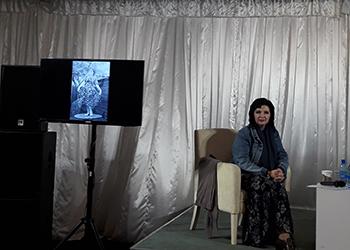 Певице Ирине Шведовой на «Амурской осени» поклонились в ноги