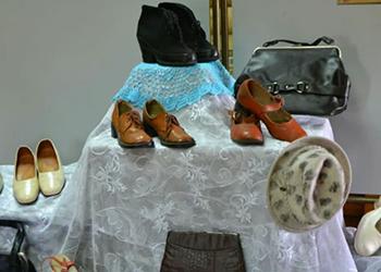 В музее села Черняево начала работать «обувная» выставка