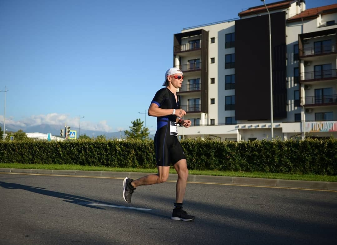 Амурчанин преодолел более 220 километров триатлона