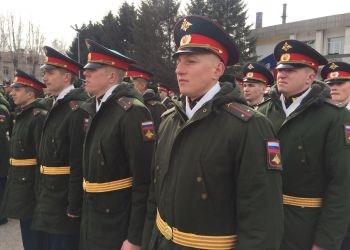 Курсанты ДВОКУ готовятся к выпускному