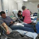 За три часа благовещенцы сдали 47 литров крови