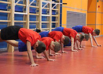 Юнармейцы Приамурья прошли военно-спортивную  подготовку