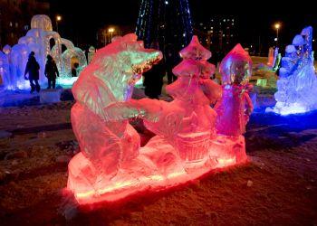 Ледяные фигуры в Тынде будут делать скульпторы из Якутии