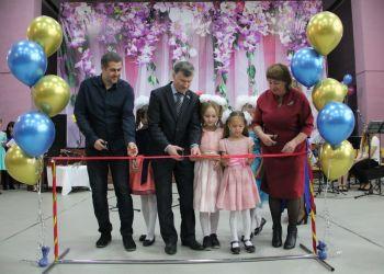 В Ивановском районе открыли после ремонта Дом культуры