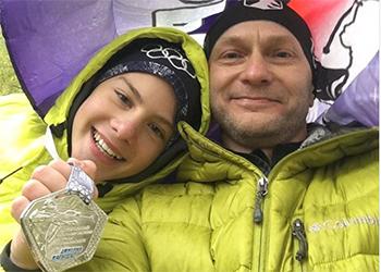 Юный биатлонист из Приамурья взял «серебро» на всероссийских соревнованиях
