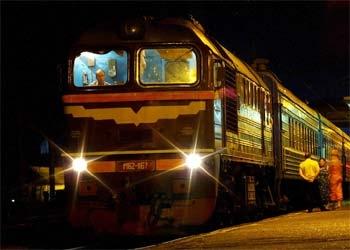 Ехавшую в поезде с двумя детьми амурчанку сняли с рейса