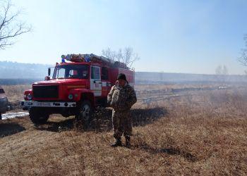 Населенные пункты Приамурья проверят на готовность к пожароопасному периоду