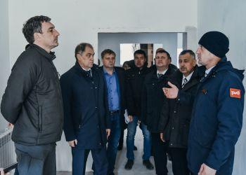 Многоквартирный дом для железнодорожников сдадут в Сковородине к концу года