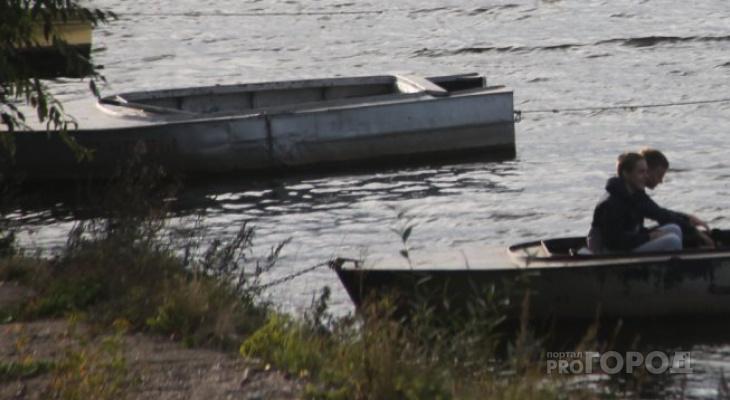 Деревенский житель запрыгнул в лодку инспектора Росрыболовства и попытался его утопить