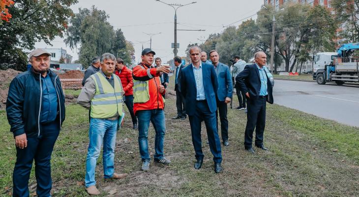В Чебоксарах освоили только 19 % денег, выделенных на ремонт дорог