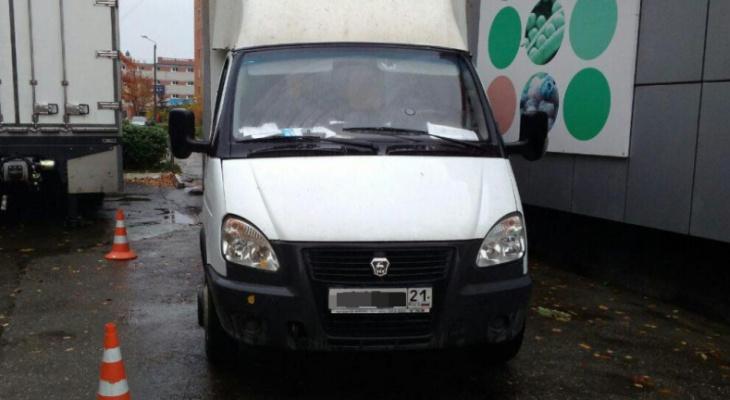 В Новочебоксарске пьяный водитель ГАЗа сбил пешехода