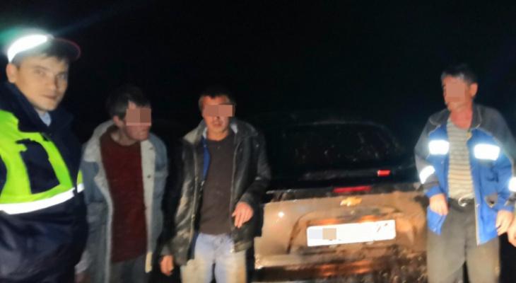 Мужчина обратился в полицию после угона иномарки и обвинил в этом племянника
