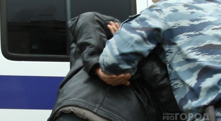 В Чебоксары привезли москвича, который обокрал нашего