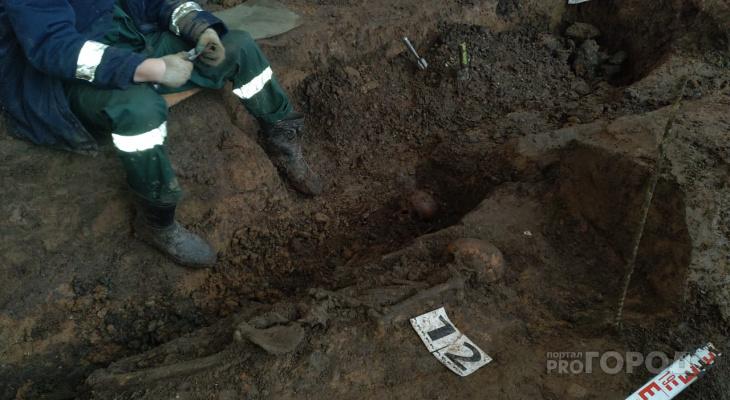 На Красной площади найдены многослойные захоронения 126 человек