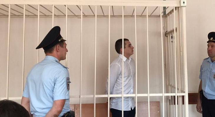Олегу Ладыкову заменили условный срок на реальный