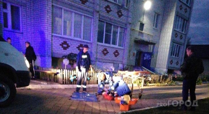 В Цивильске во дворе найден шестиклассник с серьезными травмами