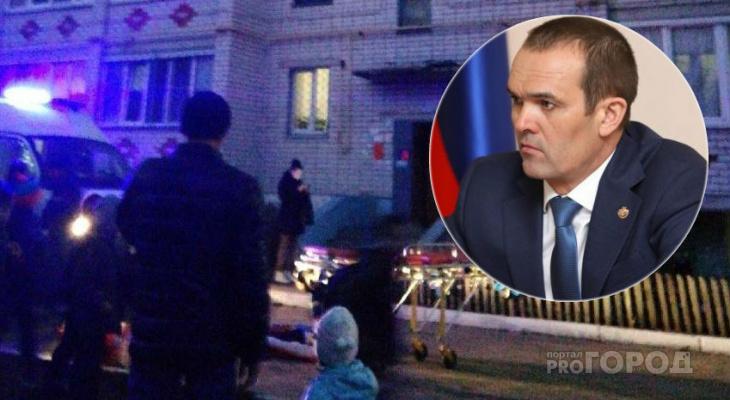 Игнатьев поручит проверить крыши после случая с шестиклассником в Цивильске