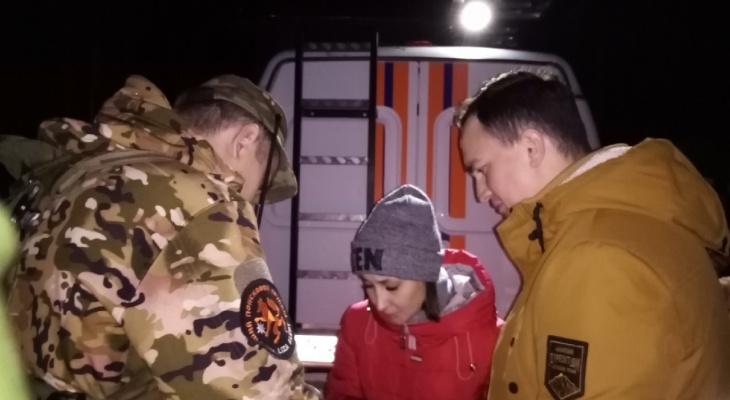 Волонтеры рассказали, как спасли пропавшего и раненого чебоксарца