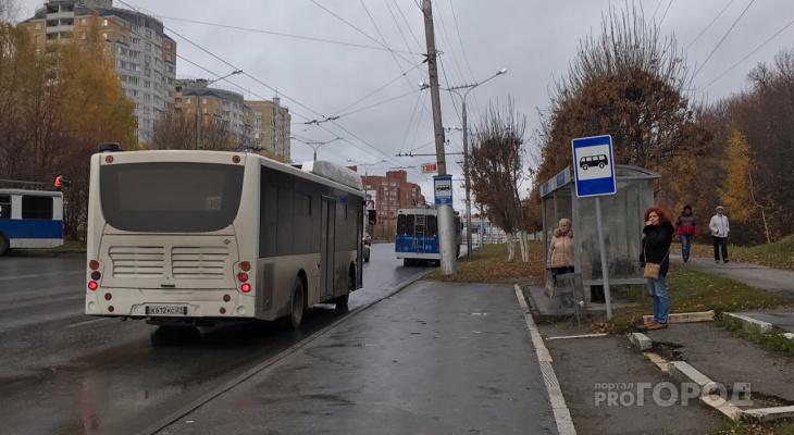 В Чебоксары приехали еще 15 больших автобусов