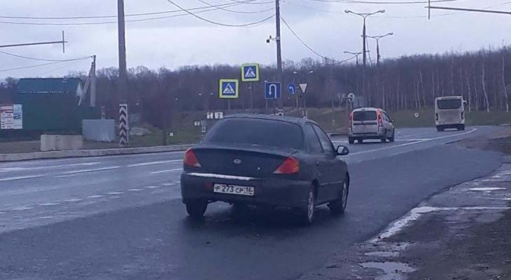 Пьяный водитель BlaBlaCar посадил пассажиров и поехал в Казань