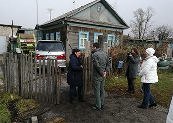 Подтопленцам из трех районов Приамурья привезли «социальный картофель»